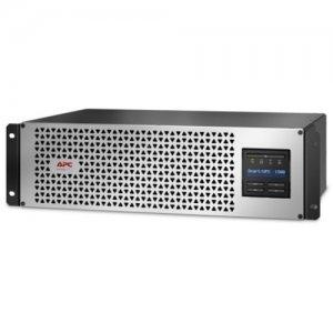 APC by Schneider Electric Smart-UPS Li-Ion, Short Depth 1500VA, 120V with SmartConnect SMTL1500RM3UC