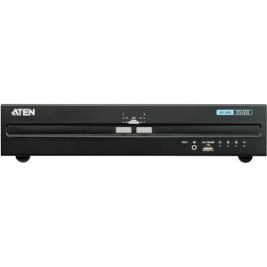 Aten 2-Port USB DVI Dual Display Secure KVM Switch (PSS PP v3.0 Compliant) CS1142D