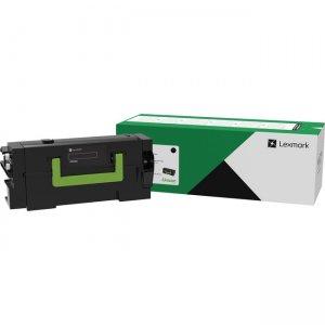 Lexmark Black Ultra High Yield Return Program Toner Cartridge 58D1U00