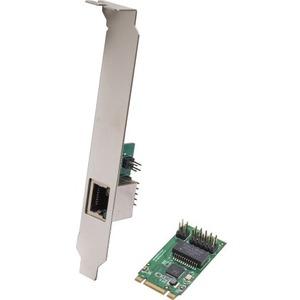 IO Crest Gigabit Ethernet Card SI-PEX24054