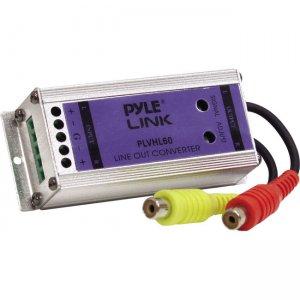 Pyle 2 Channel Speaker to RCA Converter PLVHL60