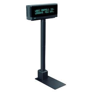 Logic Controls Pole Display LD9000X-GY LD9000X
