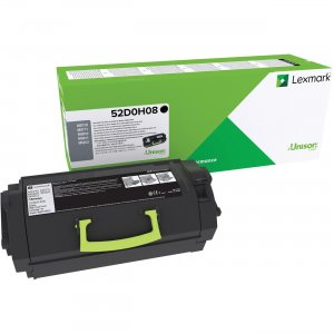 Lexmark MS71 / MS81X Toner Cartridge 52D0H08 LEX52D0H08