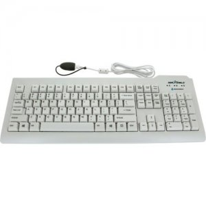 Seal Shield Silver Seal Waterproof Keyboard SSWKSV207L