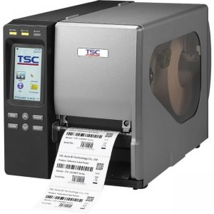 TSC Auto ID Direct Thermal/Thermal Transfer Printer 99-147A031-00LF TTP-2410MT