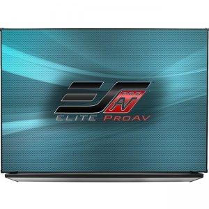 Elite Screens WhiteBoardScreen Thin Edge Projection Screen WB60VW1