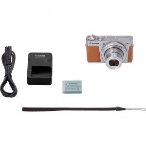 Canon PowerShot Compact Camera 1718C001 G9 X Mark II