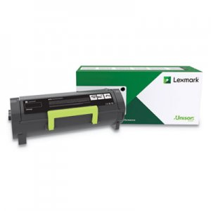 Lexmark B241H00 Toner Cartridge, High-Yield, 6000 Page-Yield, Black LEXB241H00 B241H00