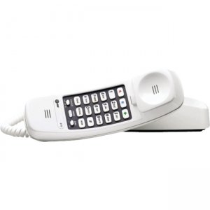 AT&T Trimline Standard Phone TL-210 WH