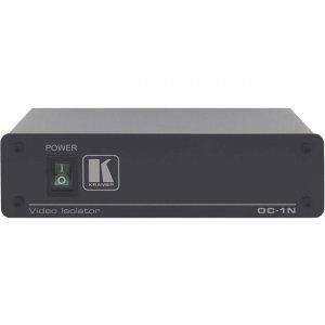 Kramer 1-Channel Video/Sync Optical Isolator OC-1N