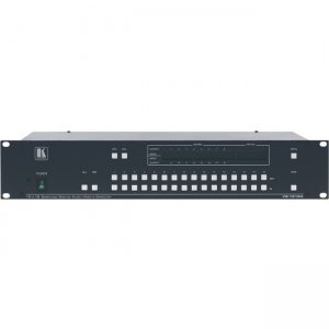 Kramer 16x16 Balanced Stereo Audio Matrix Switcher VS-1616A