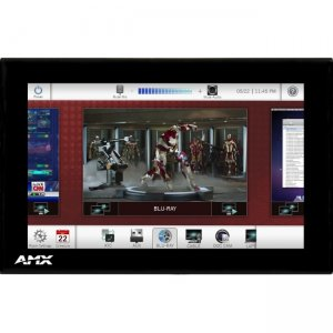 "AMX 7"" Modero S Series G4 Wall Mount Touch Panel FG2265-32 MSD-701"