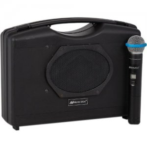 AmpliVox Wireless Audio Portable Buddy with Wireless Handheld Mic SW223A