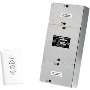 Da-Lite Single Motor Low Voltage Control System 40973