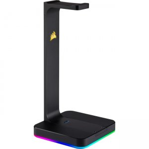 Corsair RGB Premium Headset Stand With 7.1 Surround Sound CA-9011167-NA ST100
