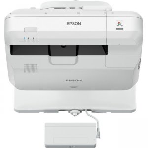 Epson BrightLink Pro WUXGA 3LCD Interactive Laser Display with Wall Mount V11H876520W 1470Ui