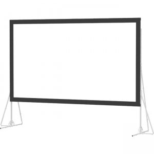 Da-Lite Heavy Duty Fast-Fold Deluxe Projection Screen 92149N