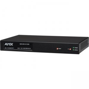 AMX Minimal Proprietary Compression Video Over IP Encoder with PoE, AES67 Support FGN1122A-SA NMX-ENC-N1122A