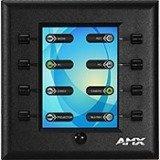 AMX N-Series Wallplate Controller FGN8301-B-01 SC-WPC-D