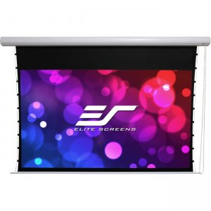 Elite Screens Manual Tab-Tension Projection Screen MT120XWV