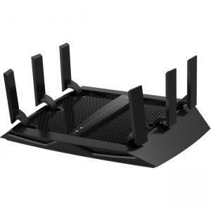 Netgear AC3200 Nighthawk X6 Tri-Band WiFi Router - Refurbished R8000-100NAR R8000