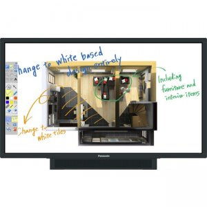 Panasonic 65-inch Class Touch Screen LCD Display TH-65BFE1W
