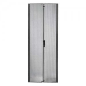 APC by Schneider Electric NetShelter SX 42U 750mm Wide Perforated Split Door AR7150