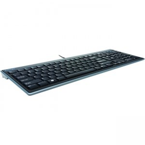 Kensington Slim Type Wired Keyboard K72357USA