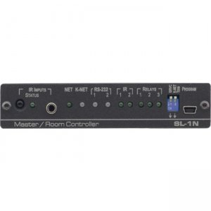 Kramer 7-Port Serial, IR, and Relay, Ethernet Room Controller SL-1N