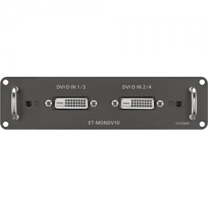 Panasonic Interface Board for DVI-D 2 Input ET-MDNDV10