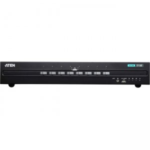 Aten 8-Port USB DVI Dual Display Secure KVM Switch CS1148D