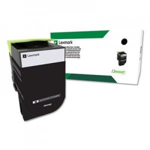 Lexmark C544; X44, Extra High-Yield, Toner, 6000 Page-Yield, Black LEXC544X4KG C544X4KG