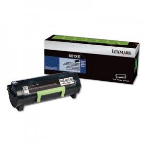 Lexmark 601XE, Extra High-Yield, Toner, 20000 Page-Yield, Black LEX60F1X0E 60F1X0E