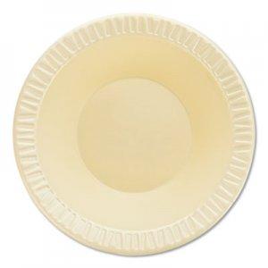 Dart Quiet Classic Laminated Foam Dinnerware, Bowl, 12 oz, 1000/Carton DCC12BWHQR 12BWHQR