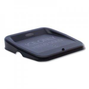 Rubbermaid Commercial Ice Tote Lid, Black, 4/Carton RCP9F73BLA FG9F7300BLA