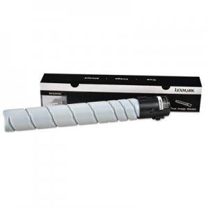 Lexmark MX910; MX911; MX912, High-Yield, Toner, 32500 Page-Yield, Black LEX64G0H00 64G0H00