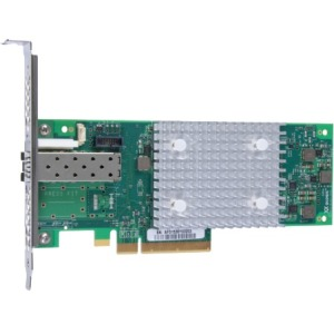 HPE StoreFabric 32Gb Single Port Fibre Channel Host Bus Adapter P9M75A SN1600Q