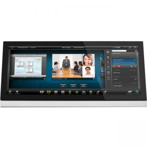 "AMX 20.3"" Modero X Series G4 Panoramic Tabletop Touch Panel FG5968-01 MXT-2000XL-PAN"
