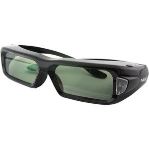 NEC Display Active Shutter Glasses NP02GL