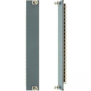 Kramer Blank Cover Plate for Empty Module Slots BLP-F16