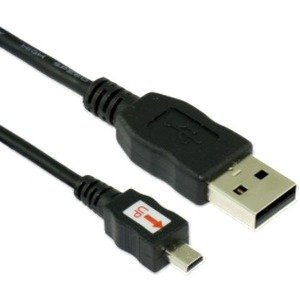KoamTac KDC Ultra-mini 8pin USB Cable Black 901000