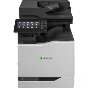 Lexmark Color Laser Multifunction Printer 42KT070 CX860DE