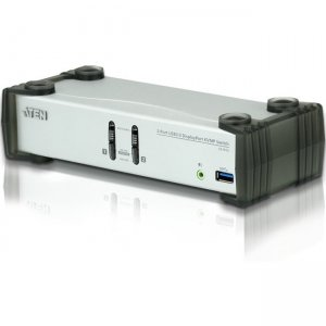 Aten 2-Port USB 3.0 DisplayPort KVMP Switch CS1912
