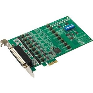 Advantech 8-port RS-232 PCI Express Communication Card PCIE-1620A-BE