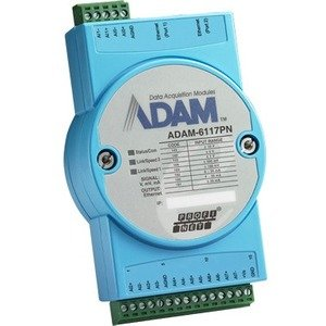 Advantech 8-Channel Isolated Analog Input PROFINET Module ADAM-6117PN-AE