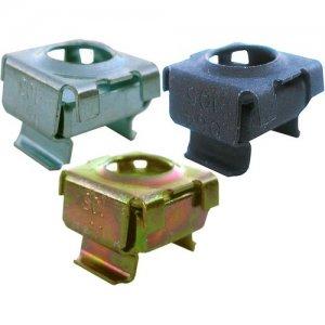 Rack Solutions (500 Pack) M6 16mm Long Screws & Cagenuts HDW-M6-16-500PK