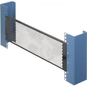 Rack Solutions 3U, Tool-less, Vented Filler Panel 102-2068