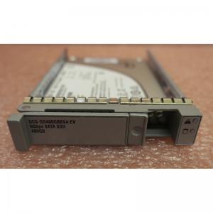 Cisco 480 GB 2.5 inch Enterprise Value 6G SATA SSD, Ultra ULTM-SD480GBKS4-EV