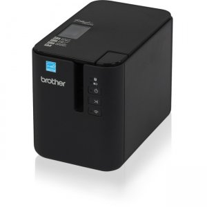 Brother Powered Desktop Laminated Label Printer PTP900 PT-P900