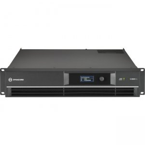 Dynacord Amplifier C2800FDI-US C2800FDi